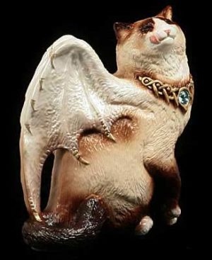 Bat-Winged Flap Cat - Birman