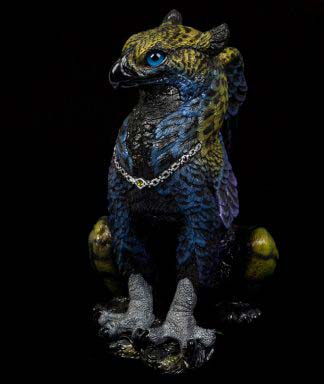 Male Griffin - Dart Frog Test Paint #1
