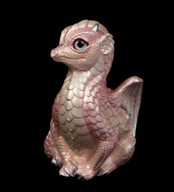Fledgling Dragon - Shell Pink