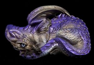 Amethyst Shadow Mother Dragon by Windstone Editions