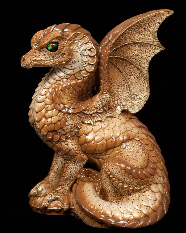Poppyseed Muffin Spectral Dragon by Windstone Editions